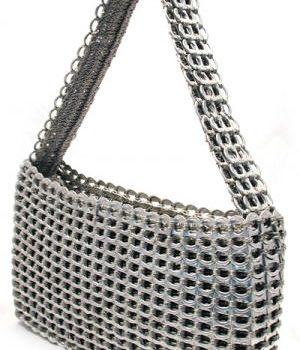 Handbags from waste