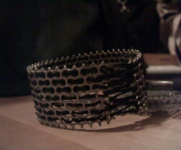 Fashionable bracelet Accessories Recycling Metal