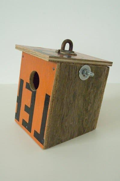 Bird Houses Wood & Organic