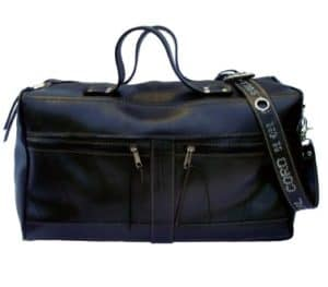 Travel Bag from inner tubes
