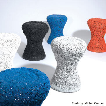 Plastic fusion technique Accessories Recycled Furniture Recycled Plastic