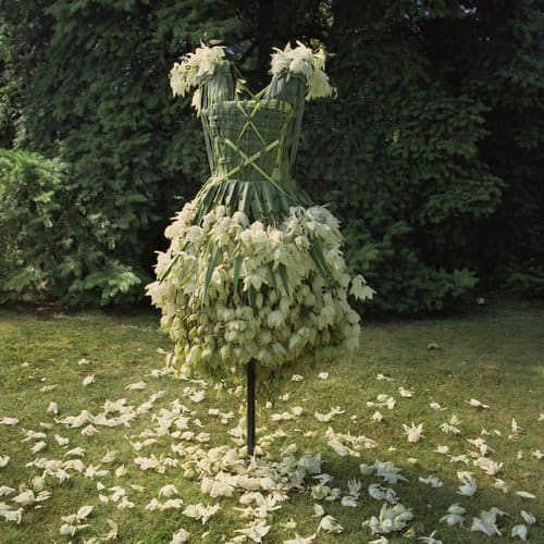 Weedrobes Ephemeral Sculptures Recycled Art
