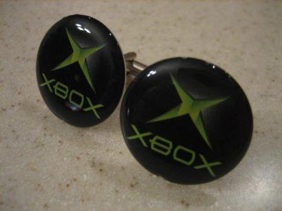 X-Box cufflinks
