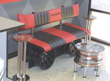 Automotive furniture