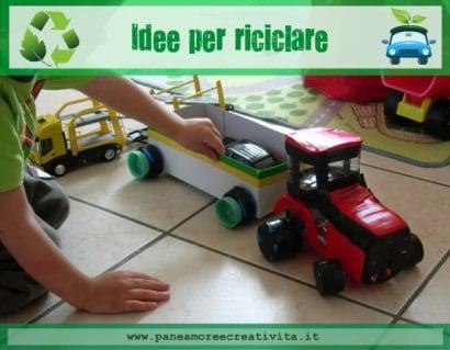 DIY : Tractor trailer