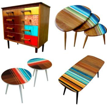Margate Line: Upcycled Furniture