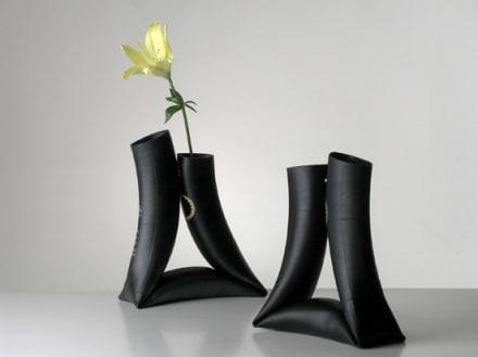 InnerTube vase