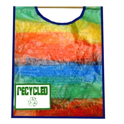 Fusing Bags Do-It-Yourself Ideas Recycled Plastic