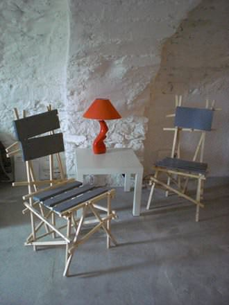 Godspeed: Matchstick Chique Recycled Furniture Wood & Organic