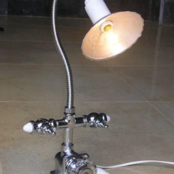 Regulator Water Heater Pipe Lamp