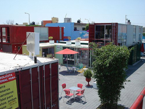 A Mexican City Entirely Made With Recycled Shipping Container Home Improvement