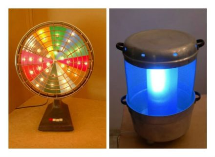Lights From Household Items