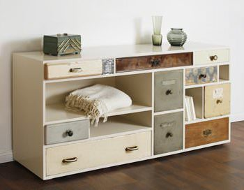 Re-using drawers