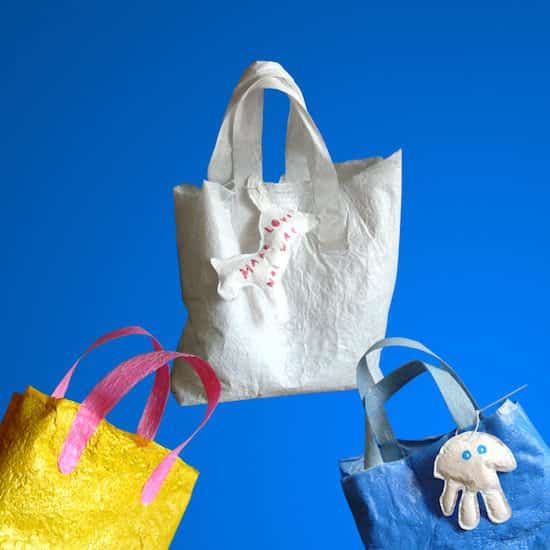 Bags by Lampo Design Accessories Recycled Plastic