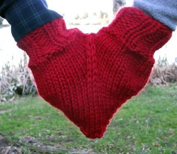 Lover Gloves: Smittens (Diy)