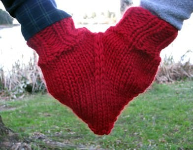 Lover Gloves: Smittens (Diy) Clothing Do-It-Yourself Ideas