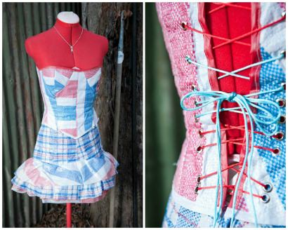 Laundry Bag Dress