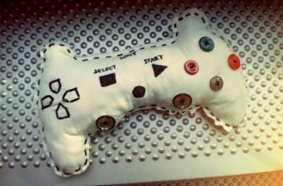 PS3 Controller Pillow