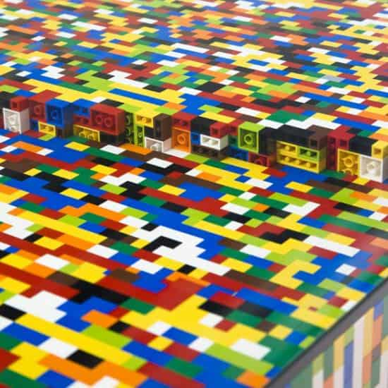 Lego Table Recycled Furniture Recycled Plastic