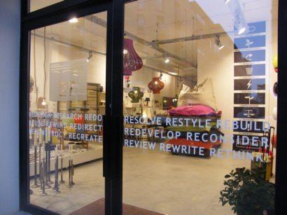 Rewind Design shop