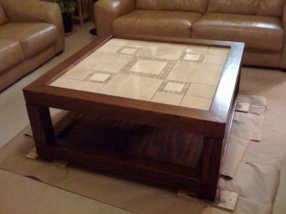 Lumbers coffee table