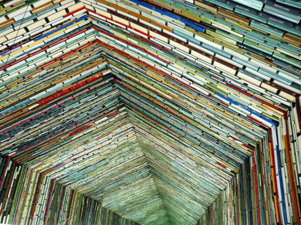 Book House Recycling Paper & Books