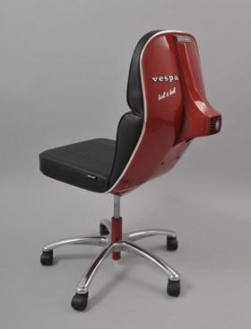 Vespa seats