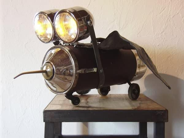 The bird lamp Lamps & Lights