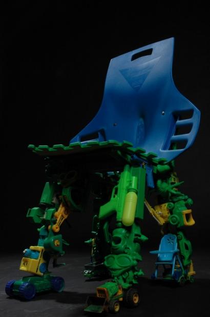 Childhood memory chair