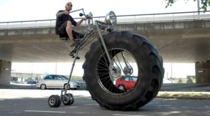 What a bike !