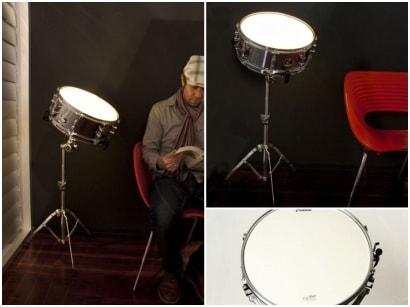The drum light