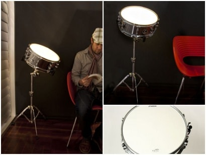 The drum light