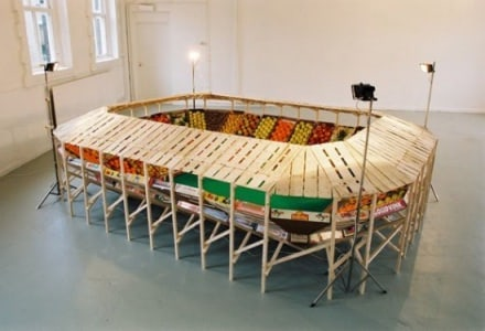 Vegetable stadium