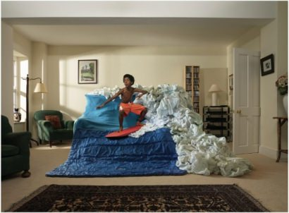 Real couch surfing