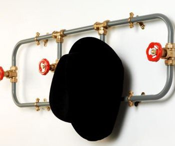 Pipeworks coat racks