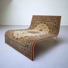 """East meet west"" sofa"