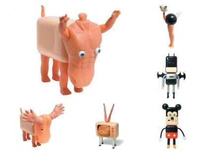 Hybrid toys