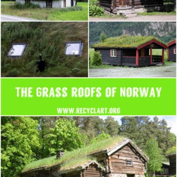 """Real"" Grass Roofs Of Norway"