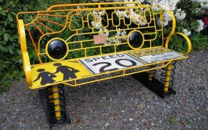 School bench project