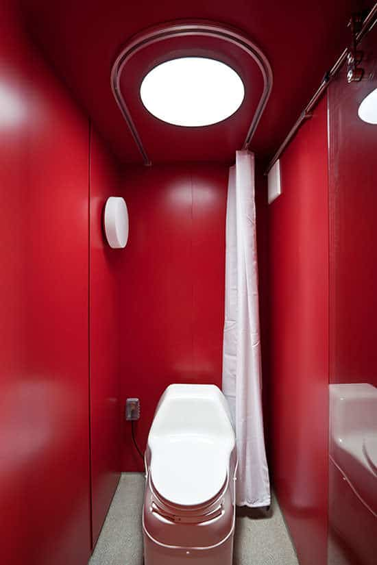 container bath Container guest house