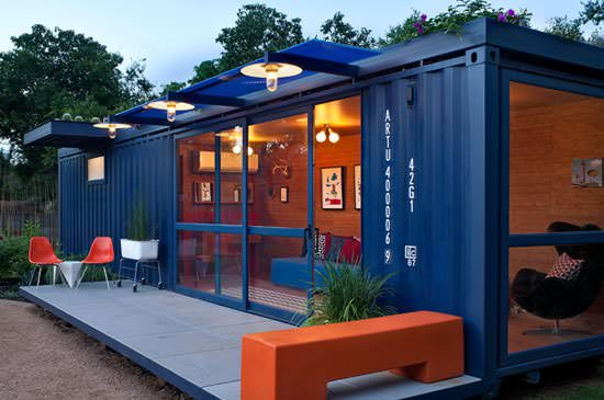Container Guest House Home Improvement
