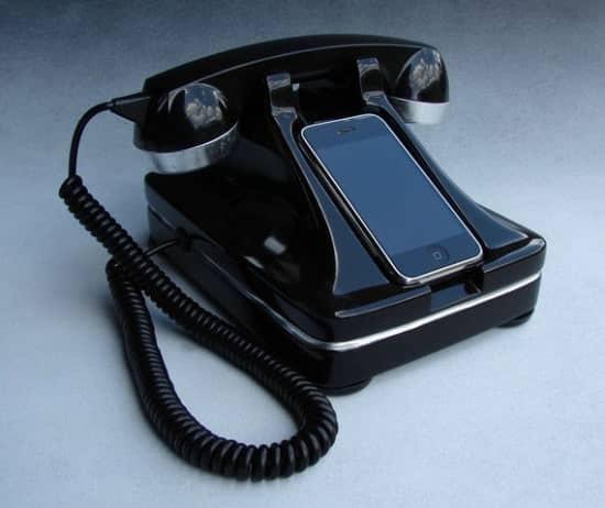 iRetrophone Recycled Electronic Waste