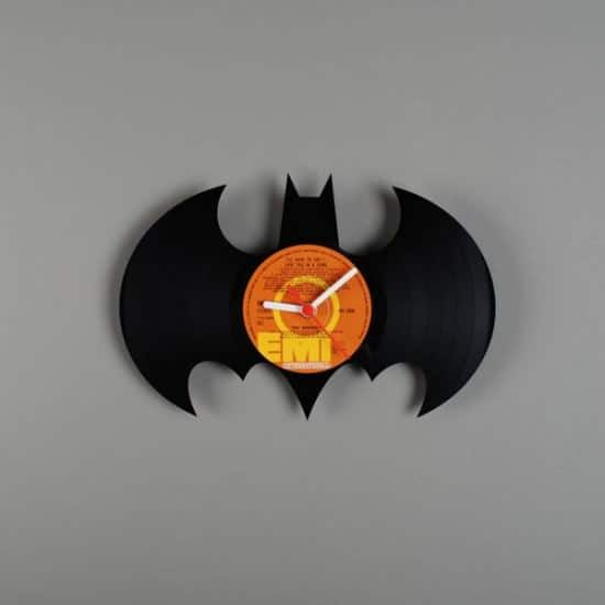 Vinyls Upcycled Into Clocks By Pavel Sidorenko Recycled Vinyl