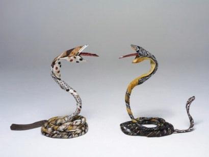Snake ties
