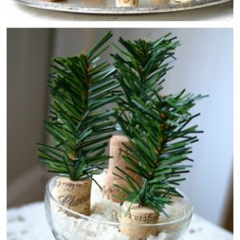 DIY : Tiny trees
