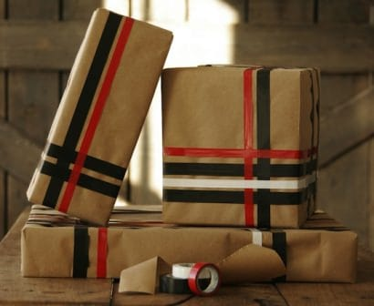 DIY : Gift Wrapping