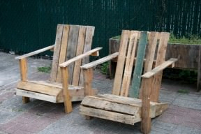 DIY : adirondack chair