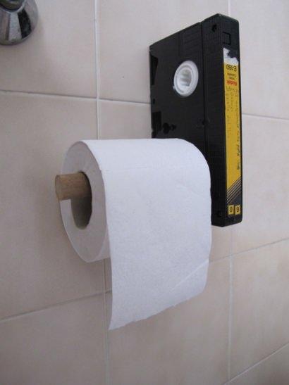 Toilet VHS