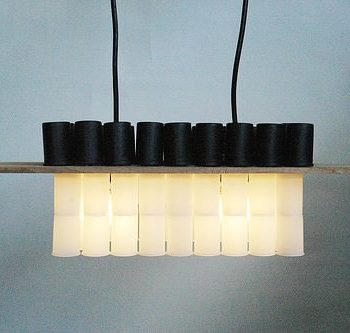 Film Canister Lamp