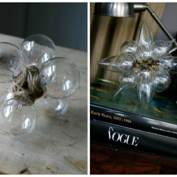 Light Bulbs Sculptures